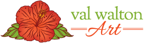 Val Walton Art