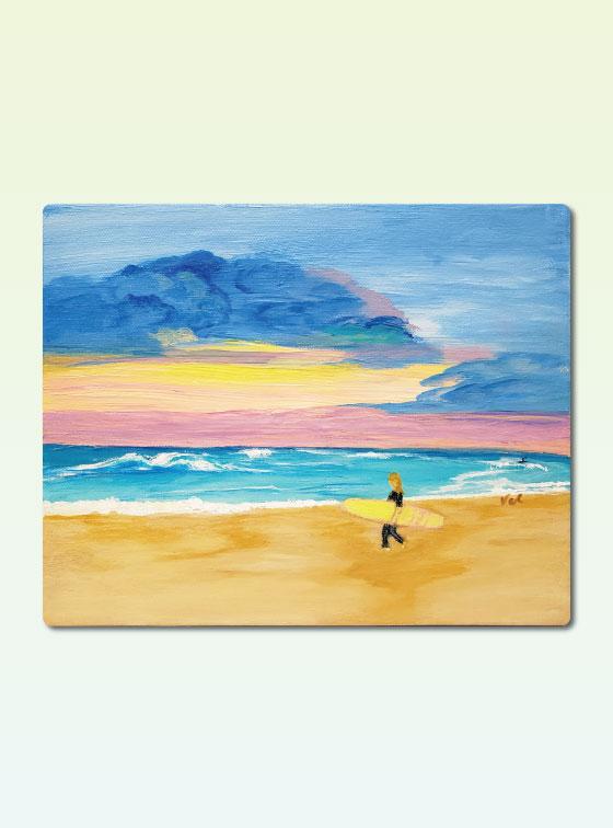 Hawaiian Series 205 - Val Walton Art - Delaware Artist