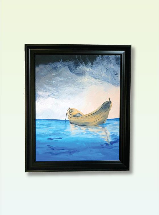 Tranquility - Val Walton Art - Delaware Artist